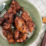 氣炸日式唐揚雞塊|飛樂Philo健康免油氣炸鍋