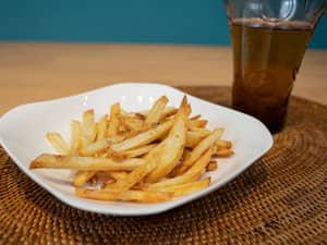 自製麥當勞大薯,氣炸鍋也能做超美味薯條