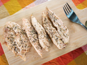 氣炸鍋做雞肉乾|高蛋白減肥零食