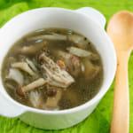 綜合鮮菇蔬菜湯