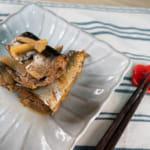 不用挑刺的日式燉煮秋刀魚食譜