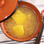 地瓜味噌湯