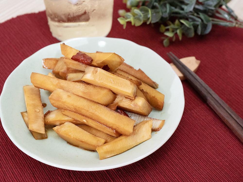 拉麵配菜|自製日式筍乾