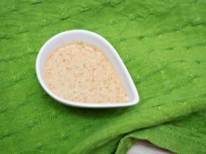 醋胡麻沙拉醬作法