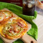 從餅皮開始自製薄皮pizza | 法國食物處理機Magimix(廚房小超跑)