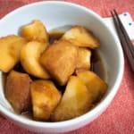 日式燉馬鈴薯|じゃがいもの煮っころがし