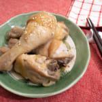 清爽的日式燉小雞腿
