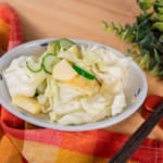 醃漬高麗菜蘋果小菜食譜