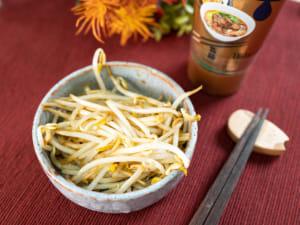 超涮嘴,涼拌蒜辣豆芽菜|all in one的調味料-珍好饌 愛醬蒜辣調味