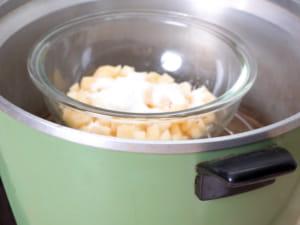 大同電鍋做蜜蘋果|蘋果甘露煮