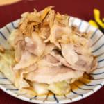 柑橘醋蒸煮豬肉高麗菜