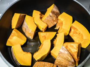 鰹魚醬油日式醬燒南瓜煮