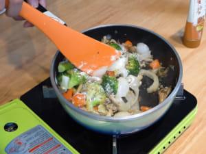 下班後快速料理,咖哩牛奶燉菜|all in one的調味料-珍好饌 愛醬咖哩調味