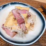 日式蒜鹽炒油豆腐