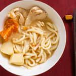 味噌湯做擔擔麵風烏龍麵