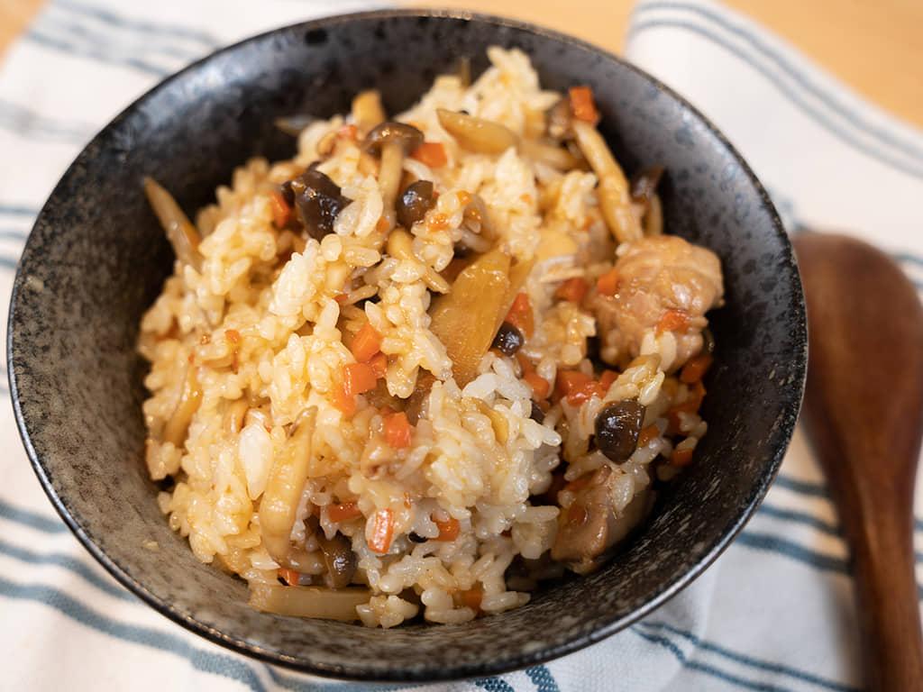 日式雞飯(鶏めし)作法