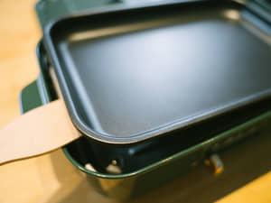 鐵板泡菜起司牽絲炒飯|日本BRUNO電烤盤開團