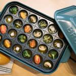Ajillo橄欖油大蒜烤菜|日本BRUNO電烤盤開團