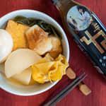 正統日式關東煮作法|北海道根昆布高湯