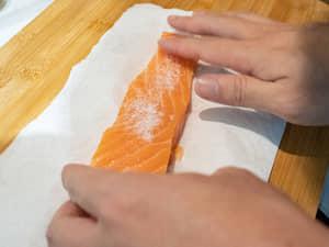昆布裹鮭魚生魚片 costco好市多鮭魚