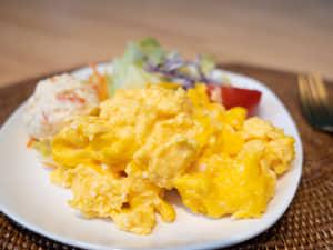 完美的西式炒蛋作法|Scrambled Egg