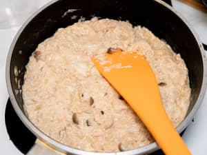 鮪魚奶油燉燕麥|減肥料理