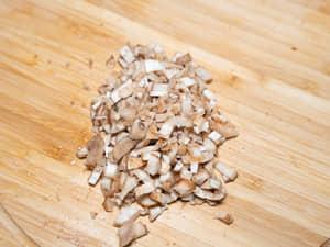 香菇梗飯鬆
