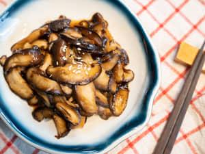 佃煮香菇|日式常備菜