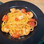 番茄辣醬鮮蝦義大利麵Arrabbiata
