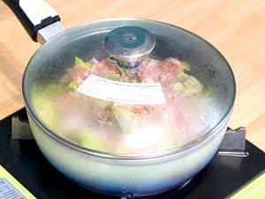 萵苣蒸煮豬肉|全聯省錢食譜