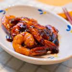 蜂蜜大蒜蝦Garlic Shrimp|夏威夷美食