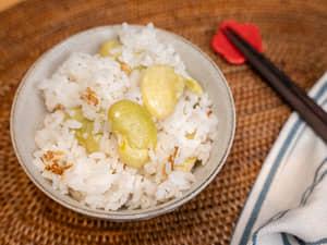 皇帝豆日式炊飯