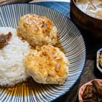 豆腐漢堡排|高蛋白低卡料理