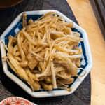 韓式金針菇拌菜