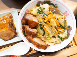 日式燴菜醬油拉麵作法| Thankful膳夫鍋