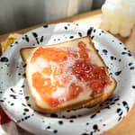草莓奶油吐司|日本喫茶店經典午茶