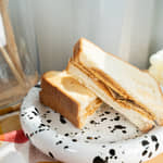 洋芋片奶油花生醬三明治|iki!k!伊崎家電炫風蒸氣烤箱團購