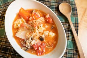 番茄減肥燕麥粥