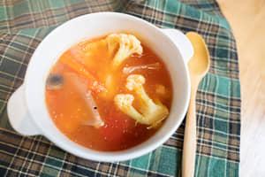 辣番茄蔬菜減肥湯