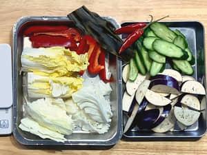 日式淺漬(浅漬)小菜基本作法