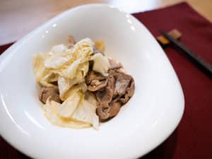 豬肉高麗菜燒肉
