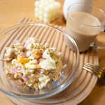 花椰菜蛋沙拉