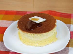 舒芙蕾厚鬆餅|鬆餅模的作法