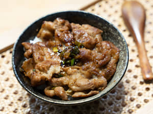 生薑豬肉丼|省錢小資料理