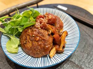 茄汁燉煮漢堡排|德國百靈Braun手持食物調理棒
