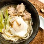 日式味噌鍋燒烏龍麵