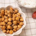 印度綜合香料炒鷹嘴豆|健康又下飯
