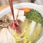 しゃぶしゃぶ日式涮涮鍋吃法