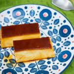 日本人氣甜點,義式乳酪硬布丁 イタリアンプリン