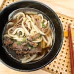 韓式烤牛肉烏龍湯麵|プルコギ肉うどん